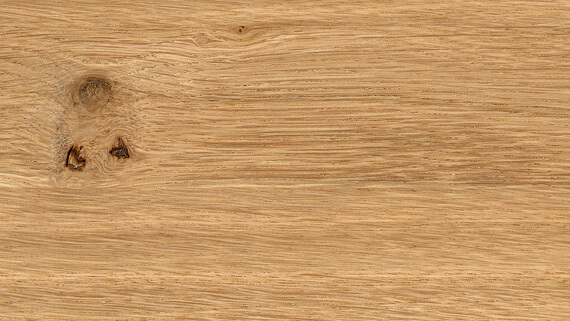 European Wild Oak, solid, softly brushed