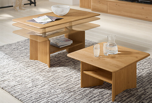 Bari 3000 coffee tables
