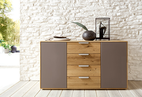 WSM 2000 chest of drawers | oak