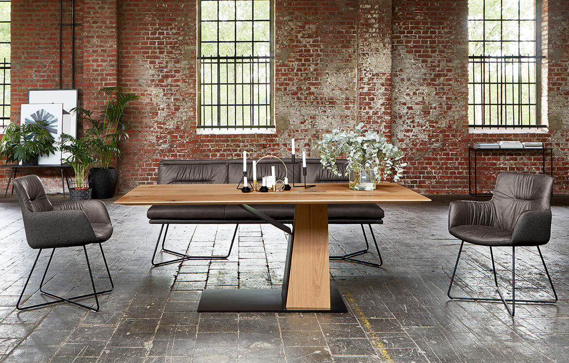 Craft Dining Table Wostmann